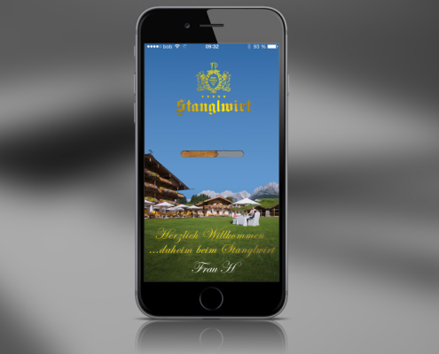 Hotel-App M-Pulso Stanglwirt